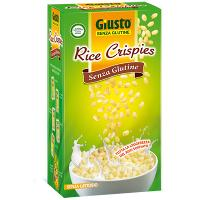 GIUSTO S/G RICE CRISPIES 250G