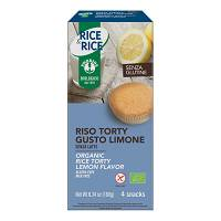RICE & RICE Merendina Totry al Limone 45 g