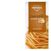WELLABY'S CRACKERS CLASSIC CHE