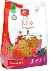 VIALL FRUIT BISC FRUTTA RED